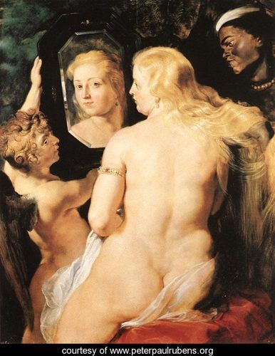 Venus-at-a-Mirror-c.-1615