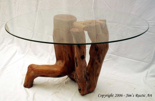 Glasstable